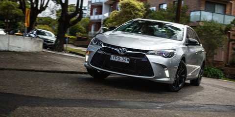 2016 Toyota Camry RZ Review