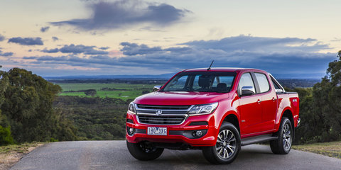 Image result for holden colorado 2017