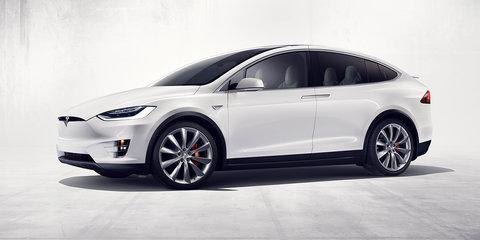 2017 Tesla Model X:: full Australian pricing revealed