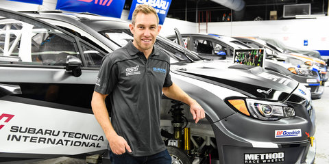 Chris Atkinson returns to Subaru for foray into Global Rallycross - UPDATE