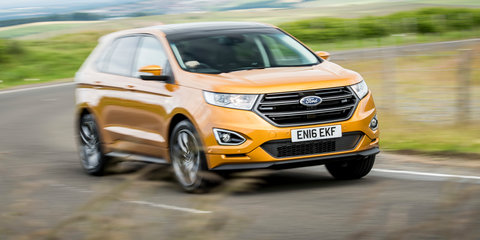 Ford Endura name confirmed for Territory replacement