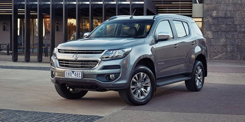 2017 Holden Trailblazer pricing and specs: Seven-seat off-roader gets facelift, big updates
