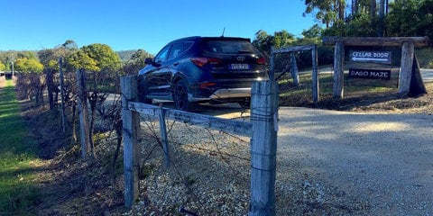 Destination Drive: Sydney to Port Macquarie via Putty Rd in the 2016 Hyundai Santa Fe SR