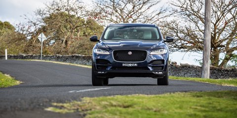 2016 Jaguar F-Pace Portfolio 30d Review