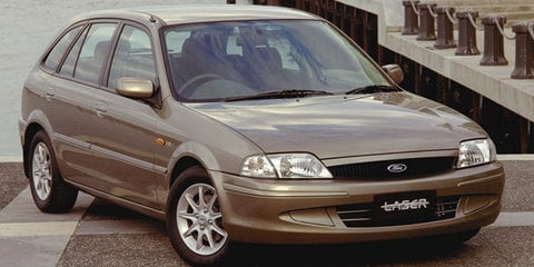 1998 Ford Laser GLXi Review Review