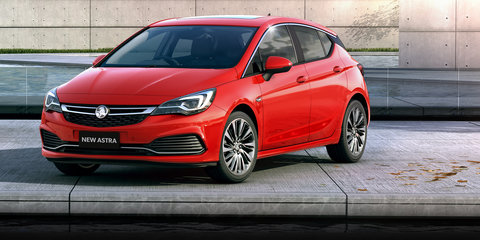 2017 Holden Astra preliminary specs and pricing revealed, on sale in December - UPDATE