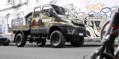 2016 Iveco Daily 4x4 Off-Road Review