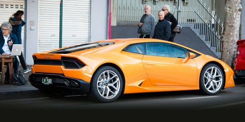 2016 Lamborghini Huracan LP 580-2 Review