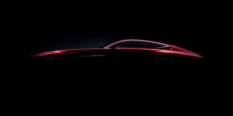 Vision Mercedes-Maybach 6 coupe teased ahead of Pebble Beach - UPDATE
