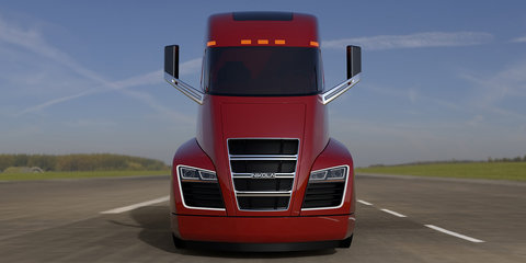 Nikola One truck's two-bedder interior revealed