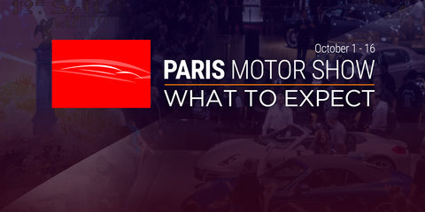 2016 Paris motor show: what to expect - UPDATE