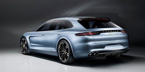Porsche Panamera Sport Turismo wagon likely for Australia