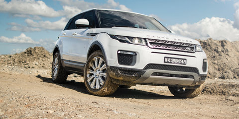 2016 Range Rover Evoque Si4 Review