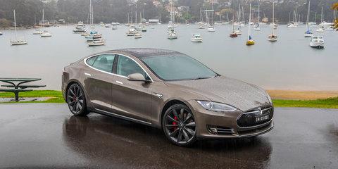 2015 Tesla Model S P85d Review