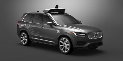 Volvo and Uber team up to work on autonomous vehicles