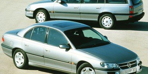 Holden Commodore:: as Australian as Bratwurst