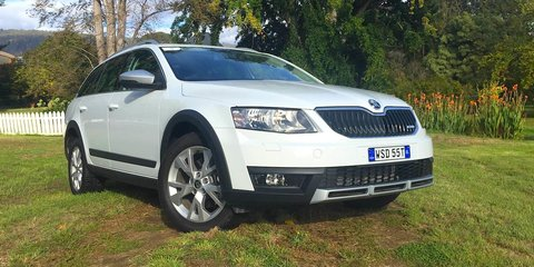 2015 Skoda Octavia Scout 132 TSI Premium (4x4) Review Review
