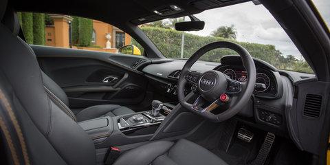 2017 Audi R8 V10 Review