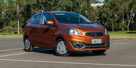 2016 Mitsubishi Mirage Ls Review