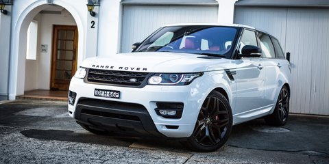 Range Rover, Range Rover Sport, and Land Rover Discovery Sport recalled for front seat belt fix