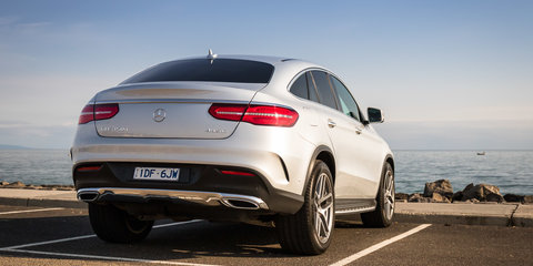 2016 Mercedes-Benz GLE 350d Coupe Review