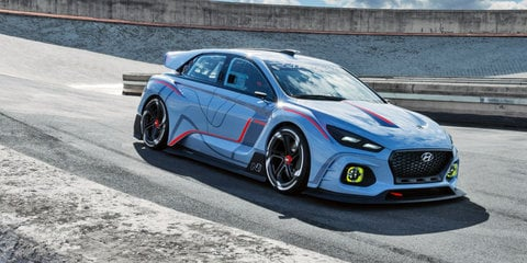 Hyundai rn30 high performance concept revealed i30 n preview debuts