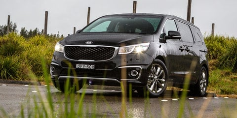 2017 Kia Carnival recalled for brake fix
