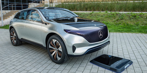 Chery files trademark claim against Mercedes-Benz EQ