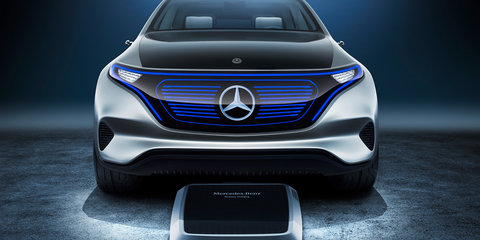 Mercedes-Benz building $747m battery facility for EQ brand - report