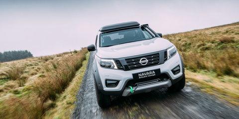Nissan Navara EnGuard rescue concept bows in Hanover