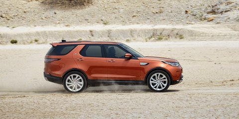 2017 Land Rover Discovery pricing revealed: UPDATE - pricing starts from $65,960
