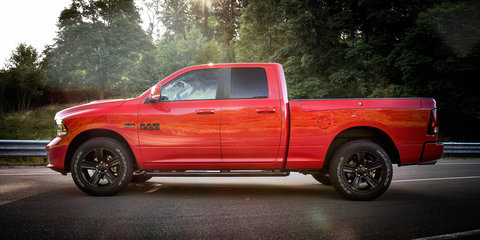 2017 Ram 1500 Night unveiled in America: Big bad truck on local wish list