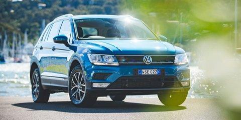 2017 Volkswagen Tiguan recalled for front seat fix
