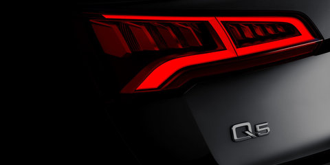 2017 Audi Q5 teased: confirmed for Paris motor show debut