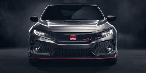 2017 Honda Civic Type R confirmed for Geneva