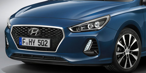 """2017 Hyundai i30 is the company's new """"DNA car"""" for the future"""