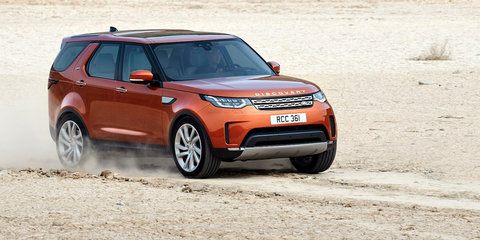 2017 Land Rover Discovery revealed for Paris motor show: Full details on big new family SUV