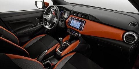 2017 Nissan Micra revealed in Paris