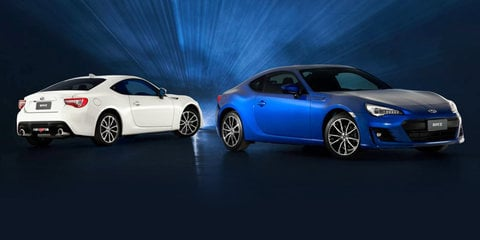 Subaru BRZ replacement: still no word on second-generation sports coupe