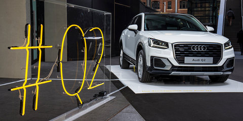 2017 Audi Q2 here in February:: $41,100 starting price for new baby SUV - UPDATE