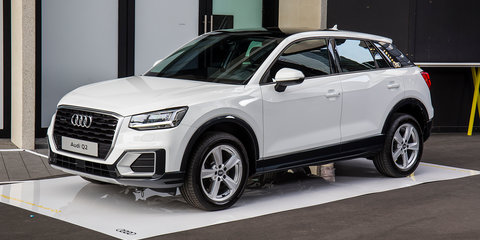 Audi Q2 positioning won't cannibalise Q3 sales