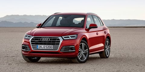2017 Audi Q5 revealed ahead of Australian debut