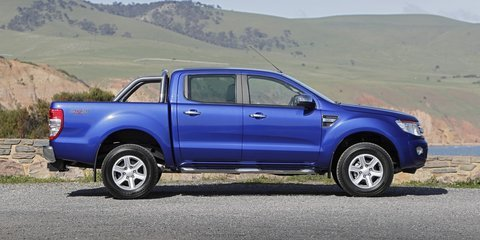 2011 Ford Ranger Wildtrak (4x4) Review