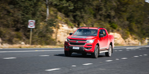 Holden Colorado top-spec models driving high profit margins