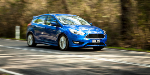 2016 Ford Focus Titanium road trip: NSW Southern Highlands via Sea Cliff Bridge
