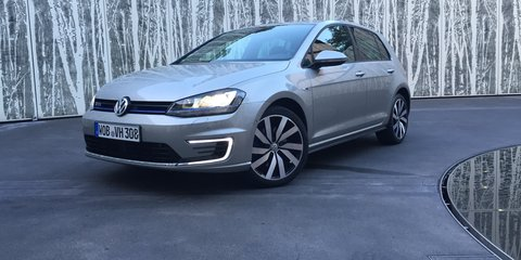 2016 Volkswagen Golf GTE Plug-in Review
