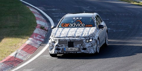 2018 Mercedes-Benz A-Class hits the Nurburgring - UPDATE