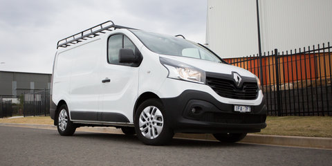 Renault Trafic automatic confirmed at last