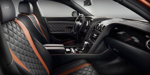 2017 Bentley Flying Spur W12 S revealed ahead of Paris debut