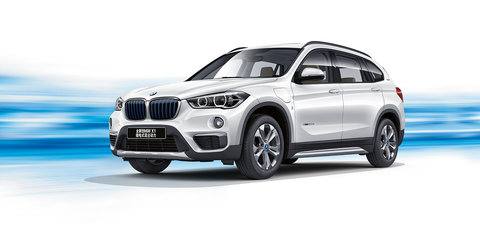 BMW X1 xDrive25Le iPerformance: China-only PHEV revealed
